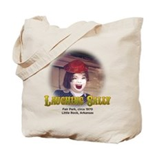 Laughing Sally Head Shot Tote Bag