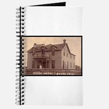 Byers Hotel Journal
