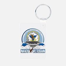 CVN-70 USS Carl Vinson Keychains