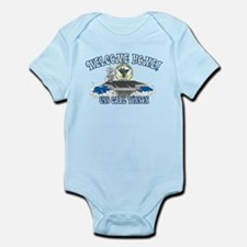 Welcome Carl Vinson! Infant Bodysuit