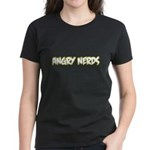 Angry Nerds Women's Dark T-Shirt