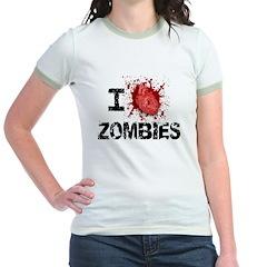 I Heart Zombies T