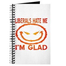 Liberals Hate Me Journal