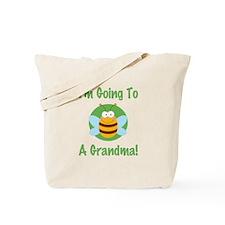 Bee A Grandma Tote Bag