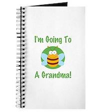 Bee A Grandma Journal
