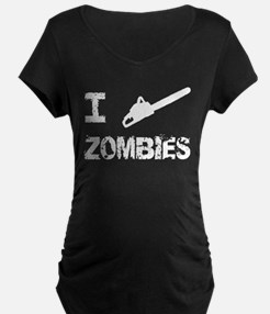 I Chainsaw Zombies T-Shirt