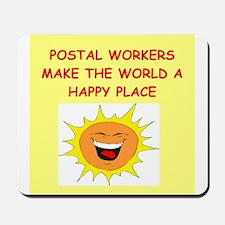 mailmen Mousepad
