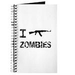 I Shoot Zombies Journal