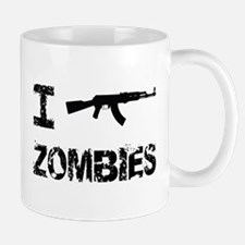 I Shoot Zombies Mug