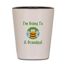 Bee A Grandpa Shot Glass