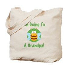 Bee A Grandpa Tote Bag