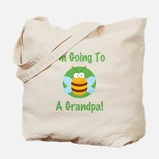 Bee A Grandpa Tote Bag