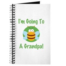 Bee A Grandpa Journal
