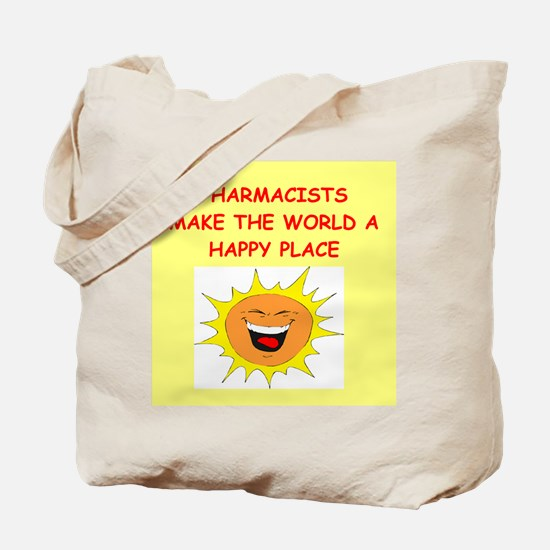 pharmacists Tote Bag