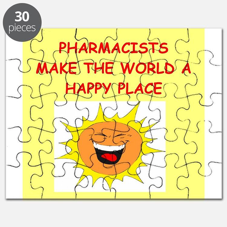 pharmacists Puzzle