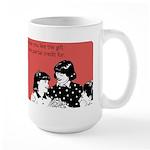 Partial Credit Gift Large Mug