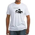Partial Credit Gift Fitted T-Shirt