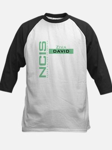NCIS Ziva David Kids Baseball Jersey
