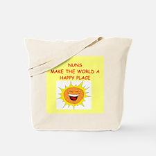nuns Tote Bag