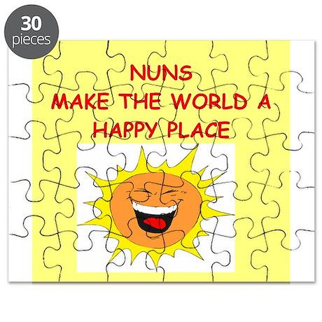 nuns Puzzle