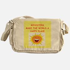 minister Messenger Bag