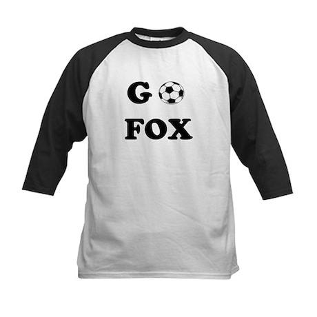 Go Names (Letters E-I) Kids Baseball Jersey