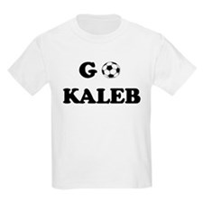 Go Names (Letters J-N) Kids T-Shirt