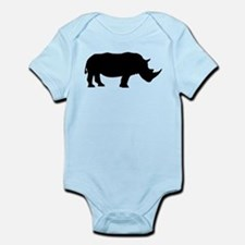 Rhino Infant Bodysuit