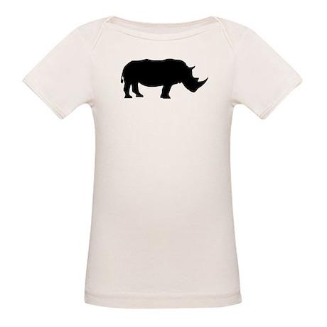 Rhino Organic Baby T-Shirt