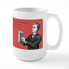 Sexually Violated Gift Large Mug