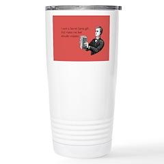 Sexually Violated Gift Travel Mug
