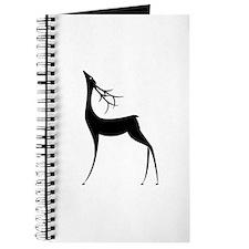 Elegant Reindeer Games Journal