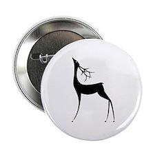"Elegant Reindeer Games 2.25"" Button"