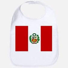 Flag of Peru Bib