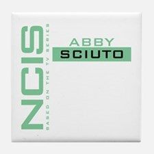 Abby Sciuto Tile Coaster