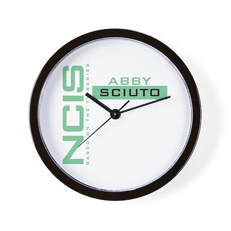 Abby Sciuto Wall Clock
