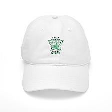 I Wear Green for my Niece Baseball Cap