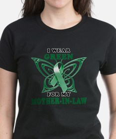 I Wear Green for my Mother In Tee