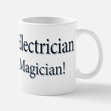 I'm an Electrician not a Magi Mug