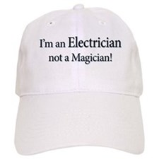 I'm an Electrician not a Magi Baseball Cap