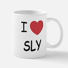 I heart sly Mug
