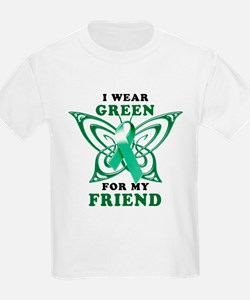 I Wear Green for my Friend T-Shirt