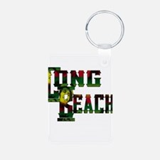 Long Beach Rasta Keychains