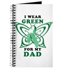 I Wear Green for my Dad Journal