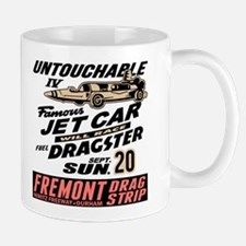 Untouchable Jet Car Mug