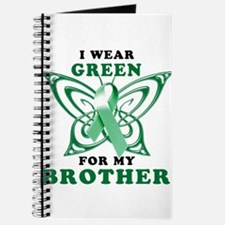 I Wear Green for my Brother Journal