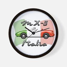 Funny Miata Wall Clock