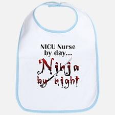 NICU Nurse Ninja Bib