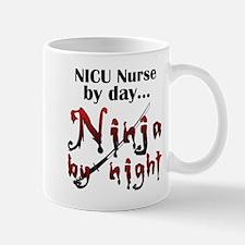 NICU Nurse Ninja Mug