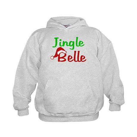 Jingle Belle Kids Hoodie